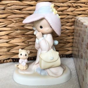 Precious Moments To A Very Special Mom Figurine